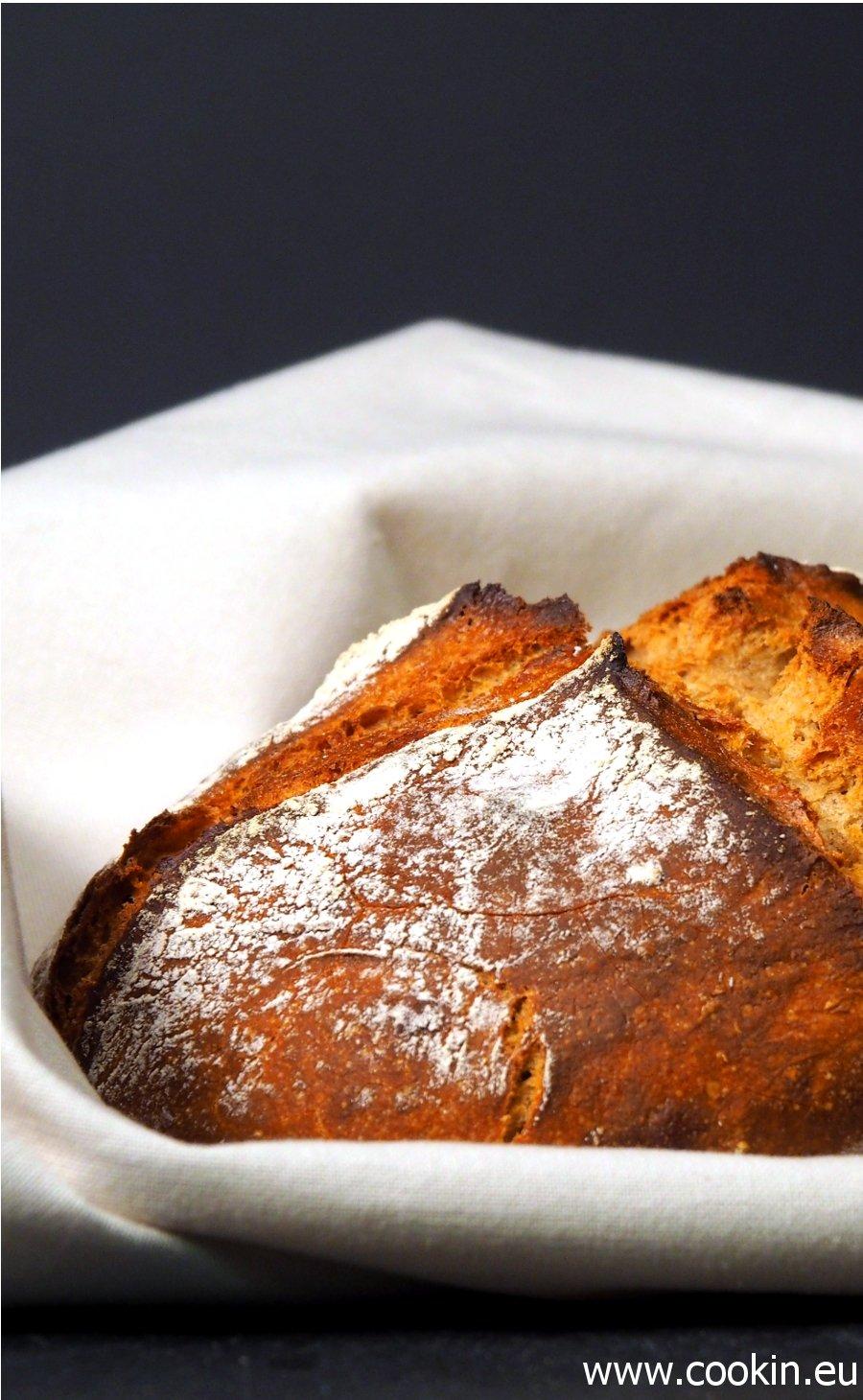No knead bread 4 HK 900